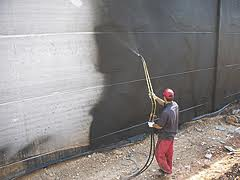 Sale of waterproofing liquid rubber, isolation by