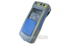 The megohm meter E6-31, devices for check of