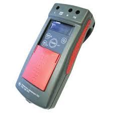 The digital megohm meter for measurement of