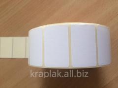 EKO 40x25 thermolabel