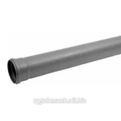Труба канализационная пвх 110 внутренняя 0,75м