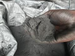 Powders of graphite