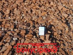 Scrap metal silicon content (FeSi)