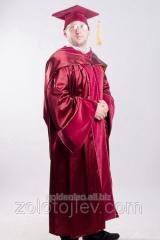 Rector's cloak