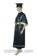 Cloak of the graduate of the master