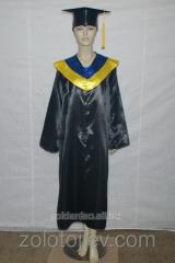 Graduate Patriot's cloak
