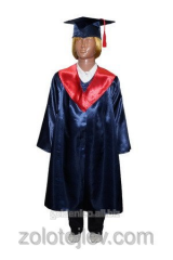 Children's cloak of the graduate growth 116