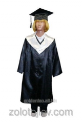 The academic cloak for the child growth 116