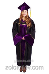 Professor's cloak