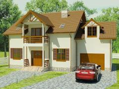The project Hephaestus of 205,8 sq.m - 6500 UAH of