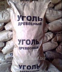Уголь древесный на экспорт