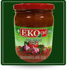 Hot sauce Ekosv_t 0,46l t / ab