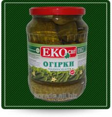 Cucumber pickles Ekosv_t 0,72l t / ab
