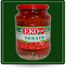 Marinated tomatoes Ekosv_t 0,72l t / ab