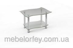 Coffee tables from Eskado JTI001-003 glass