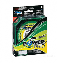 Шнур Power Pro 135м 0,13мм-0,36мм зеленый