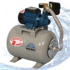 Station pump automatic APQ 435-24e