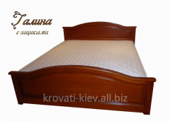 "Bed ""Galina"" with boxes for"