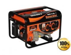 ERS 2.0b gasoline-driven generator