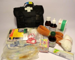 The first-aid kit for military, ATO, No. 2 (with