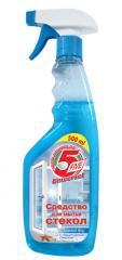 """""""5 Five""""- Средство для мытья стекол """"Морской бриз"""""""