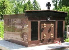 Memorial complexes, Crypts to buy Ukraine