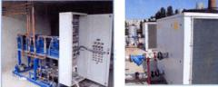 Чиллерные установки, проектирование, установка и