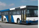 Buses Ikarus-256, Ford-2, UAZ-3303