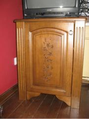 Комоды деревянные, мебель деревянная резная,