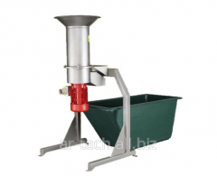 Grinder for vegetables and RM1,5 fruit, 650 kg/h