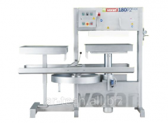 The press is 1200 kg/h, hydraulic, forming with