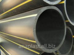 Труба для газопровода SDR-11 PN 10,0 ПЭ-100