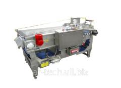 Tape press for fruit of 1500 kg/h