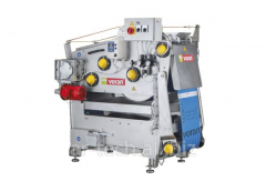 Tape press for fruit of 300 kg/h