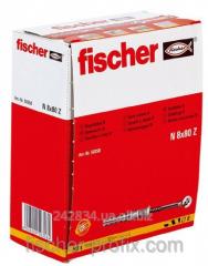 Гвоздевой дюбель Fischer N 8*80 Z