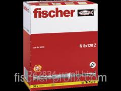 Гвоздевой дюбель Fischer N 8*120Z