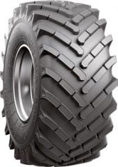 Tires for the Rosava 6.50-16 TR-101 tractor