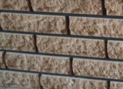 Brick FINNISH, facing with the invoice, pink