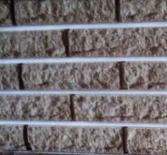 Brick FINNISH, facing with the invoice, brown