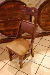 Chairs from the massif, Grado's Chair