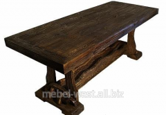 Semi-antique tree tables, Table York-2