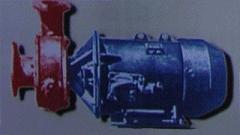 Насос центробежный моноблочный агрегаторованный