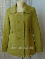 Пальто женское модное легкое неутепленное