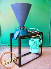 Роторная зернодробилка, дробилка, измельчитель