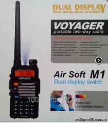 Радиостанция  Voyager Air Soft M1
