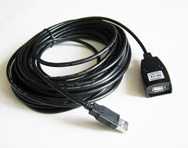 Active usb a cable the extender 10m for the USB