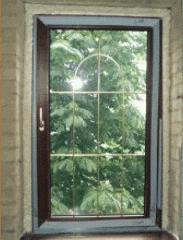 Окна, двери - алюминевые конструкции