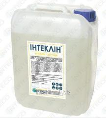 Detergent for meat-processing plants INTEKLIN -