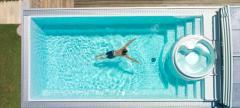 Swimming pools Sundeck