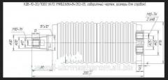Vacuum KDV-10-20/1000 UHL2 arc extinguish chamber